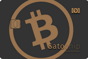 Satochip Bitcoin Cash hardware wallet