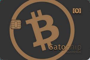 Satochip Bitcoin Cash hardware wallet
