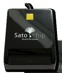 Satochip Card Reader