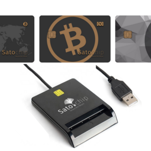 Satochip First Edition - Complete serie with card reader