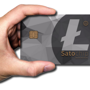 Portefeuille physique pour Litecoin