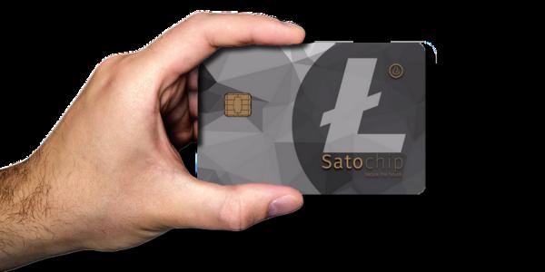Litecoin hardware wallet