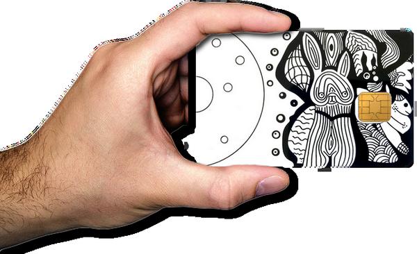 Satochip designer edition - Bunny