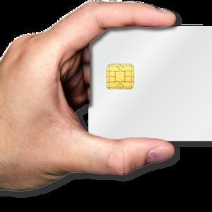 Satochip blank card