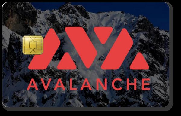 Satochip hardware wallet - Create your own design - Avax support