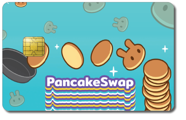 Satochip hardware wallet - Create your own design - Cake support