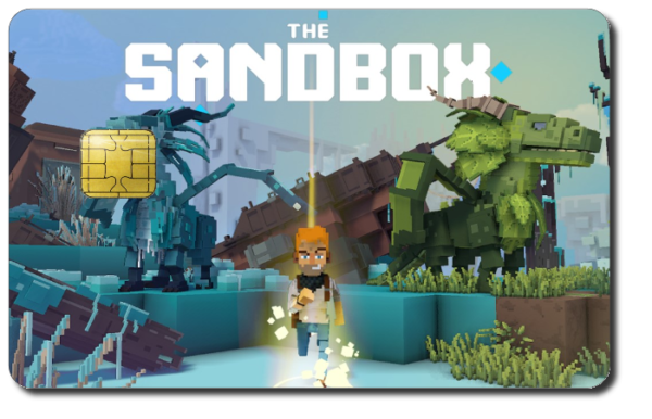Satochip hardware wallet - Create your own design - Sand support