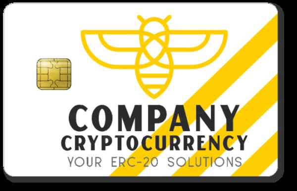Satochip hardware wallet - Create your own design - Branded hardware wallet